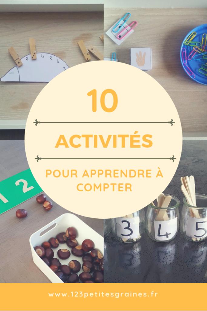 10 activités pour apprendre à travailler