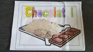 Le chocolat en maternelle