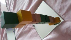 cubes reggio miroir