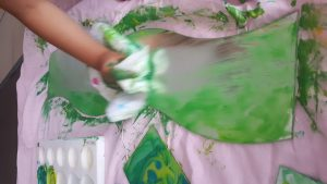 Peinture reggio