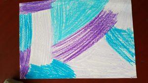 arts visuels maternelle craies grasses