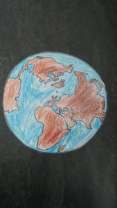 coloriage géographie montessori