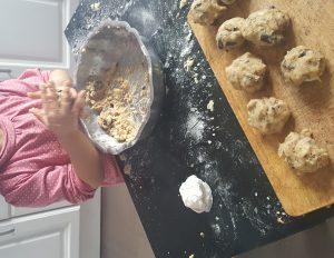 cuisiner à 3 ans