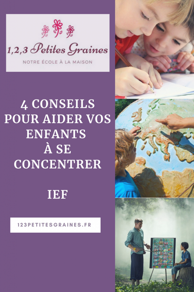 conseil capter attention enfant instruction en famille
