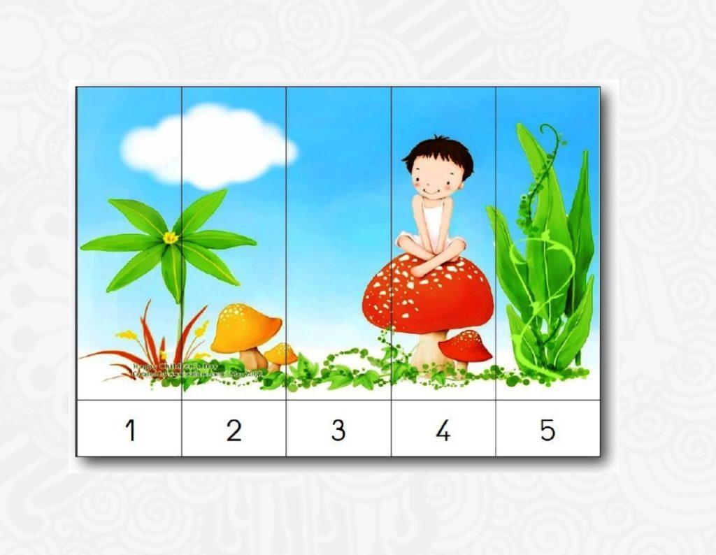 Puzzles numerique